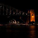 Sydney Opera House by Nenad  Njegovan