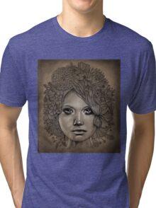 organic style Tri-blend T-Shirt