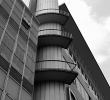 urban tower by fabio piretti