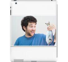 fish man iPad Case/Skin