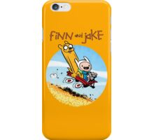 Finn and Jake iPhone Case/Skin