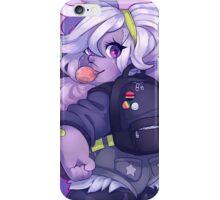 Purple Princess iPhone Case/Skin