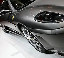 Ferrari 430 Modena Gunmetal Grey - Geneva Motorshow by 2007bc