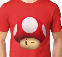 Mushroom Wink Unisex T-Shirt