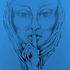 Karma - Blue by Susie Wecker