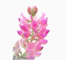 Tender, pink field flower Unisex T-Shirt