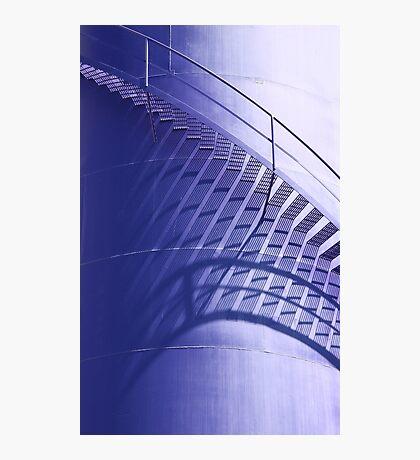 Cadbury Steps Photographic Print