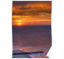Kent Sunrise Poster