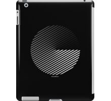 Stripes can be in a disc iPad Case/Skin