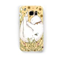 Butterflies and Bees Samsung Galaxy Case/Skin