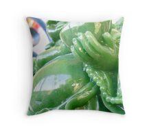 Success Buddha Throw Pillow