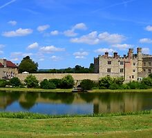 Leeds Castle Panorama by Chris Thaxter