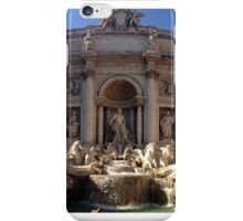 Trevi Fountain, Rome iPhone Case/Skin