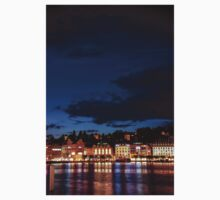 Lucerne by night Baby Tee