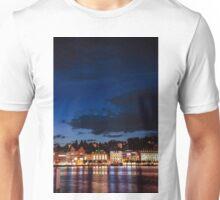 Lucerne by night Unisex T-Shirt