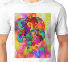 Watercolor enriched Gustav Klimt  009 Unisex T-Shirt