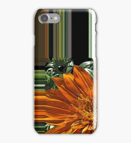 Floral Connection iPhone Case/Skin