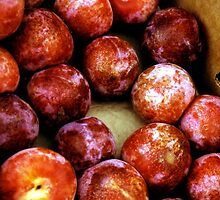 apricots for sale-farmer's market,san francisco by califpoppy1621