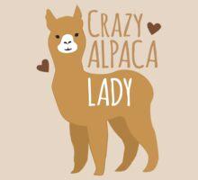 Crazy Alpaca Lady by jazzydevil