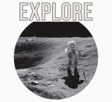 Moon Exploration One Piece - Long Sleeve