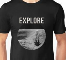 Moon Exploration Unisex T-Shirt