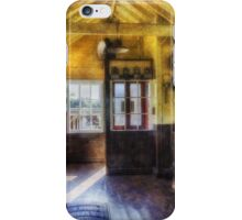 Olde Signal Box iPhone Case/Skin