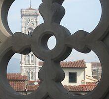 Uffizi Vista! by Kymbo
