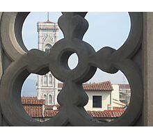 Uffizi Vista! Photographic Print