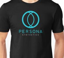 Persona Synthetics (Humans) - Black Unisex T-Shirt