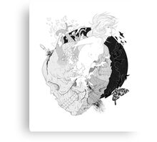 Inner force Canvas Print