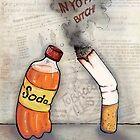 tobacco companies versus soda companies by Marie-Elena
