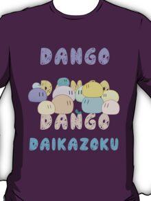 Dango Dango Daikazoku T-Shirt