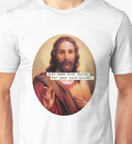Give Jesus a Break Unisex T-Shirt