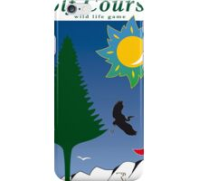 Sport Golf Courses Print Posters Decoration iPhone Case/Skin