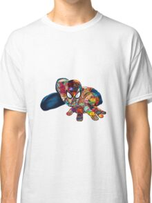 Spiderman on Acid Classic T-Shirt