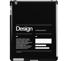 Design iPad Case/Skin