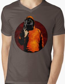 Keep Your Eye On The Prize Mens V-Neck T-Shirt