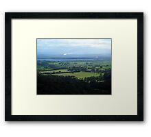 Latrobe Valley, Victoria Framed Print
