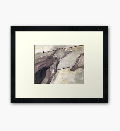 Looking Up 5 Framed Print