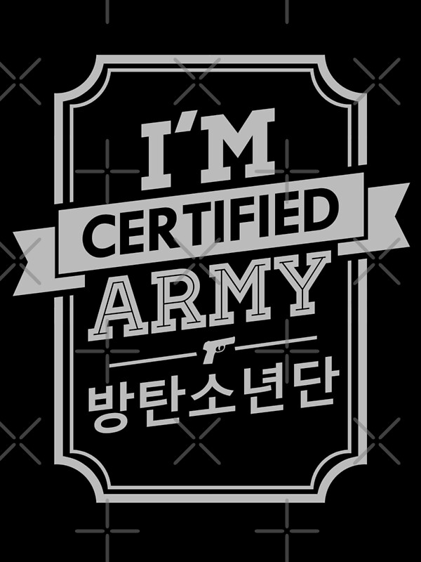 Quot Certified Bts Army Quot Photographic Prints By Skeletonvenus