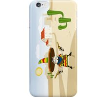 Crazy Mexican iPhone Case/Skin