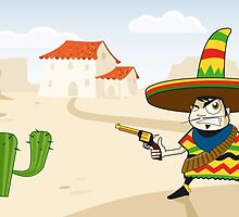Crazy Mexican by Schotter