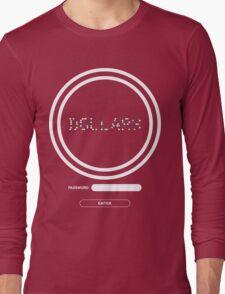DOLLARS Login - DRRR! Long Sleeve T-Shirt