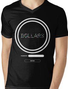 DOLLARS Login - DRRR! Mens V-Neck T-Shirt
