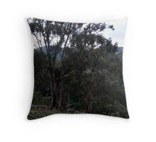 The Bush Throw Pillow