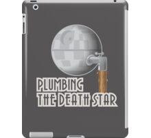Plumbing the Death Star iPad Case/Skin