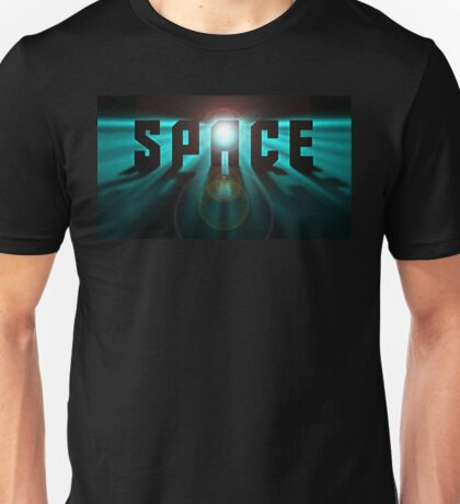 Space Stars Trek Sci fi Unisex T-Shirt