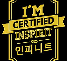 Certified INFINITE Inspirit by skeletonvenus