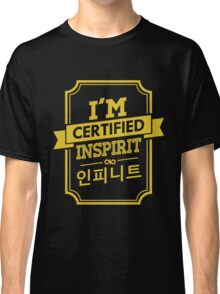 Certified INFINITE Inspirit Classic T-Shirt