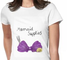 Mermaid Supplies Womens Fitted T-Shirt